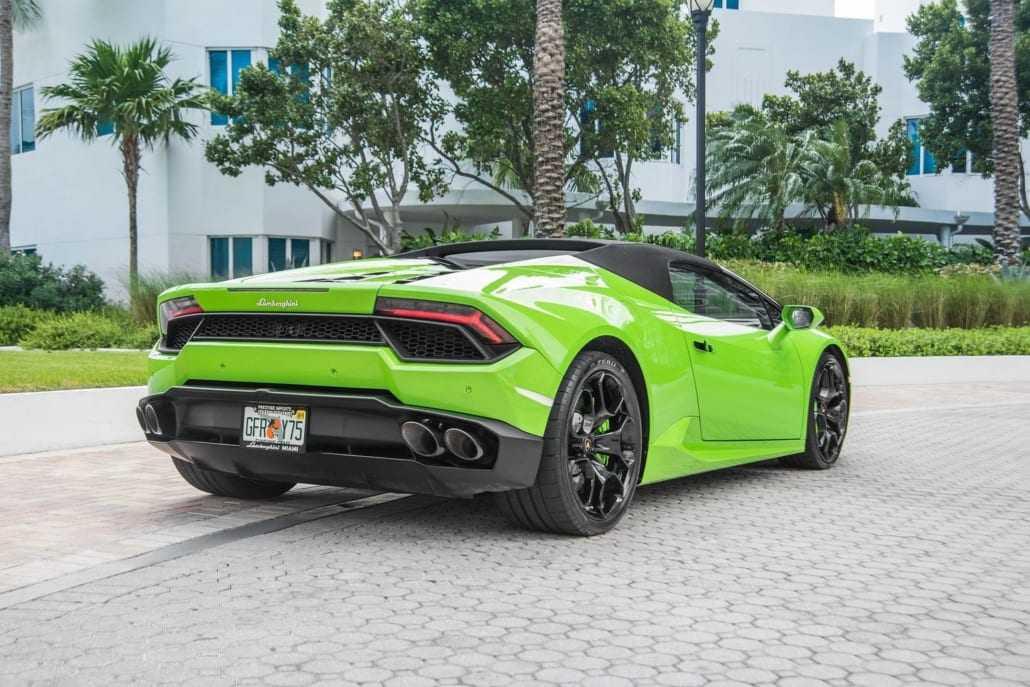 Lamborghini Rental Miami Price - Pugachev Luxury Car Rental