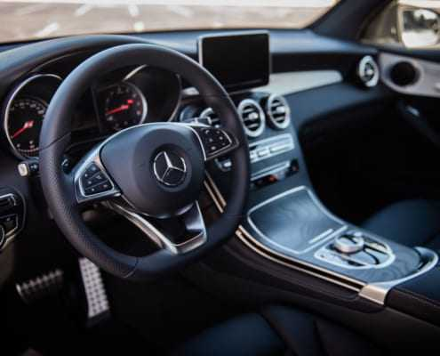 Mercedes GLC rental Miami