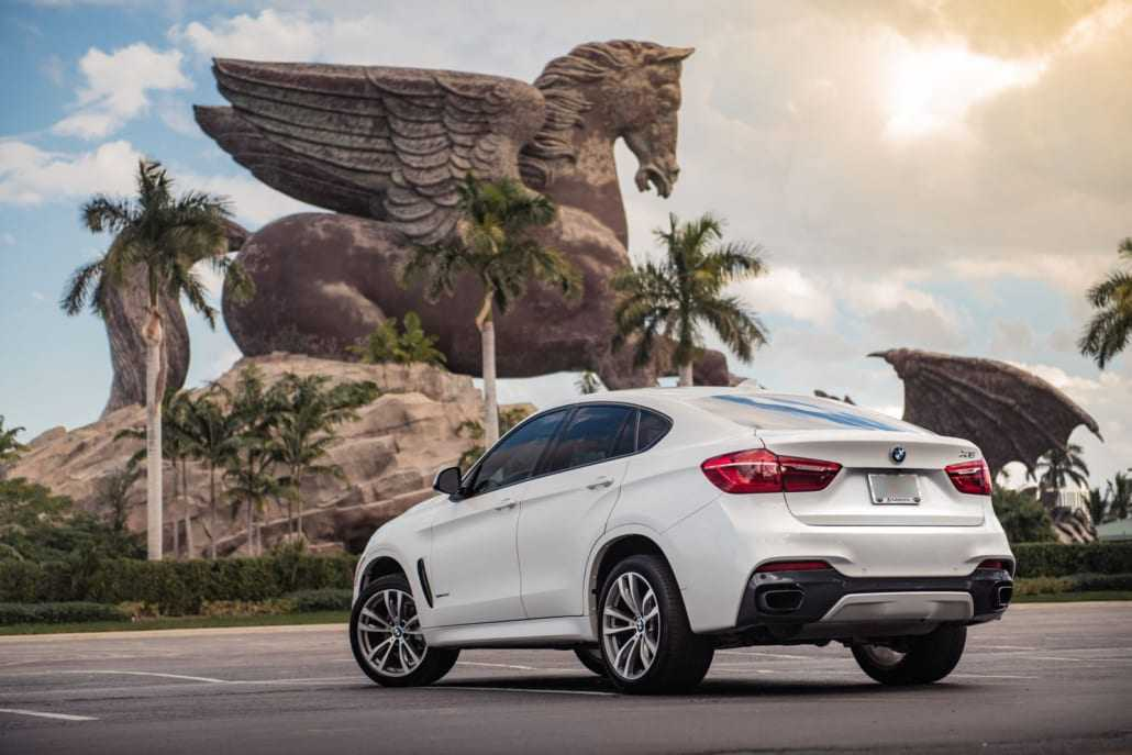 Rent BMW X6 2019 im Miami - Pugachev Luxury Car Rental