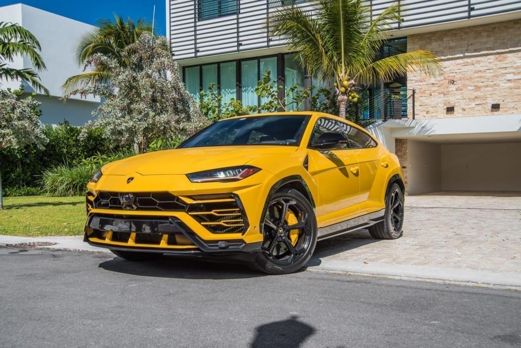 Luxury car rent Miami - Pugachev Luxury Car Rental