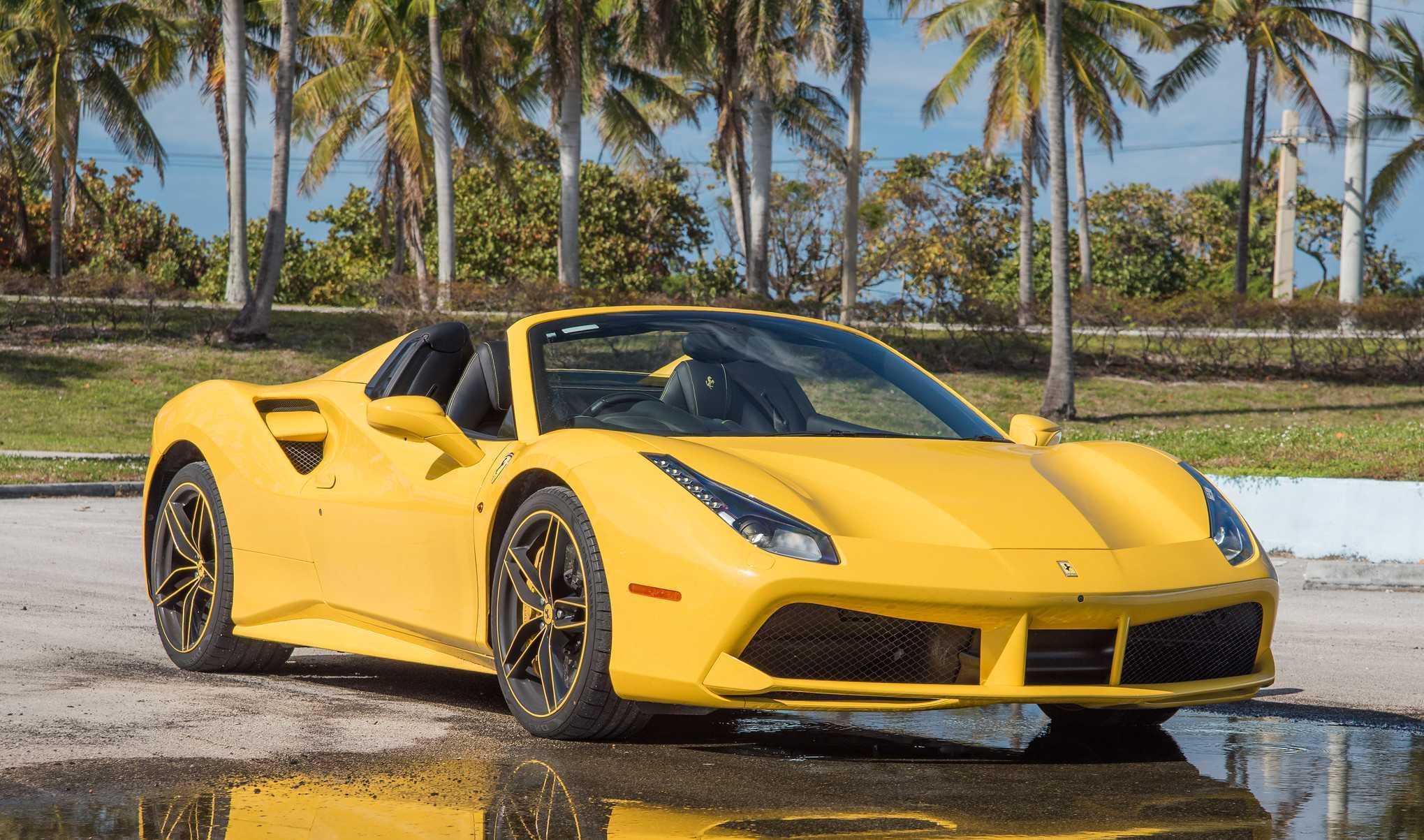 Ferrari For Rent Orlando Pugachev Luxury Car Rental