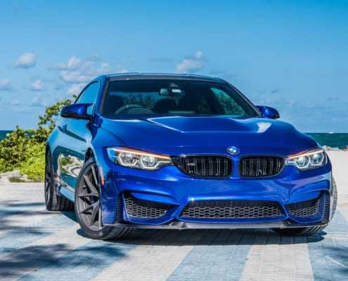 Аренда BMW M4 Competition sport в Майами