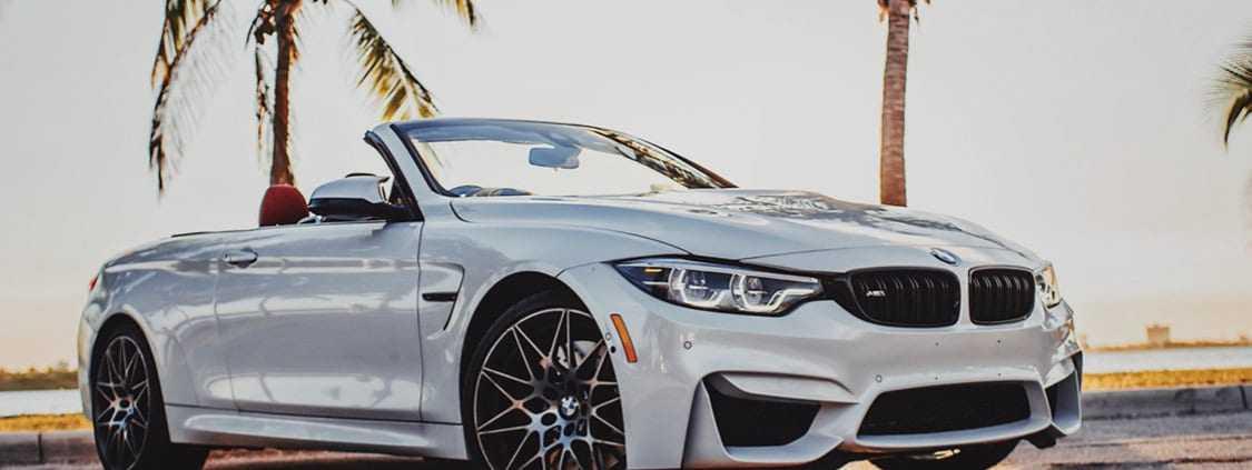 BMW m4 rental Miami