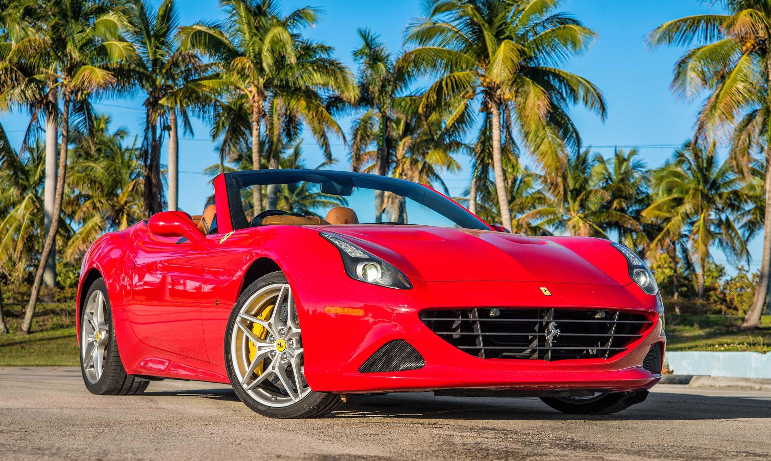 Rent Ferrari California T 2018 Ferrari California T 2018 Pugachev Miami