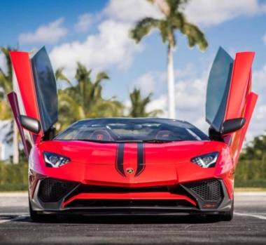 Luxury Car Rental Miami Prestigious Fast Exotic