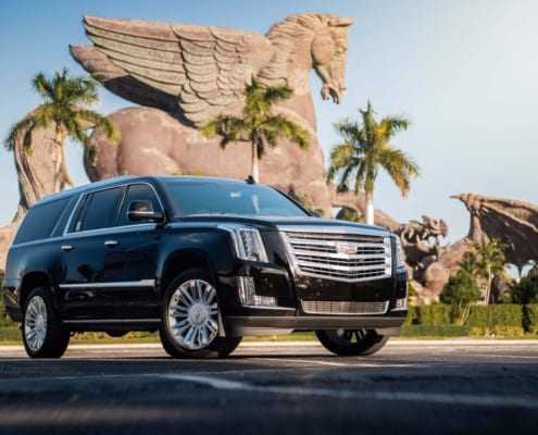 Escalade rental Miami