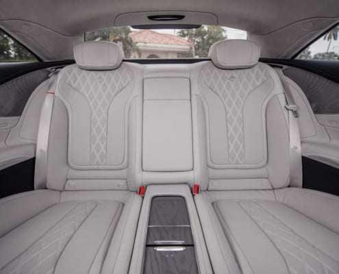 Mercedes s class2019 rental Miami