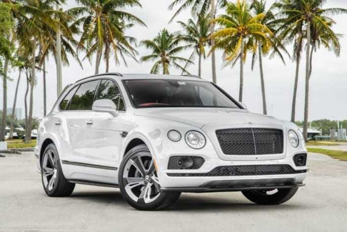 Bentley Bentayga rental Miami
