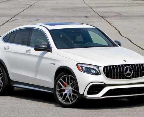 Аренда Mercedes Benz GLC63 2020 в Майами