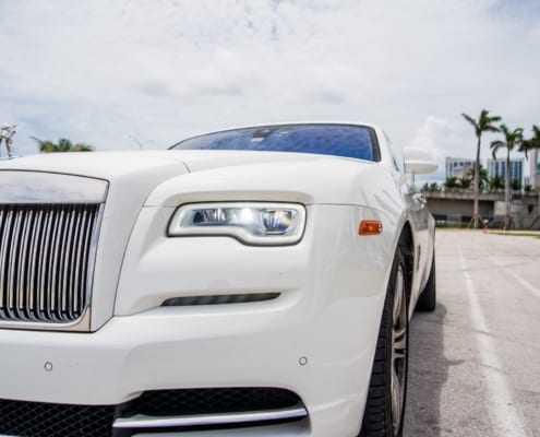 Аренда Rolls-Royce в Майами