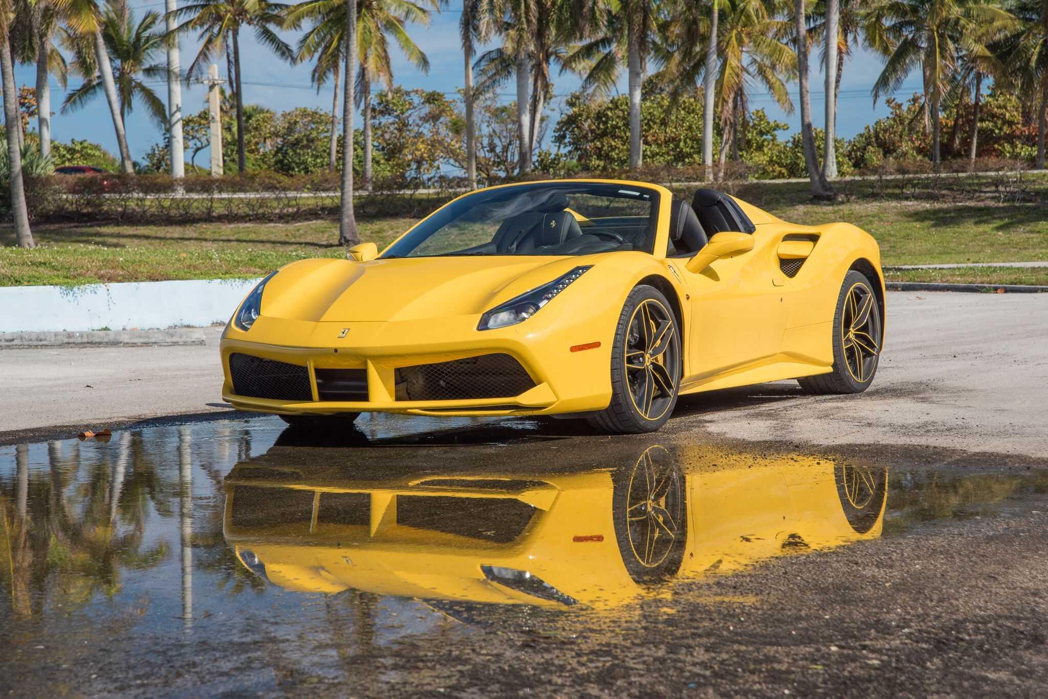 Rent A Ferrari In Miami Beach Pugachev Luxury Car Rental
