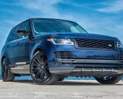 Аренда Range Rover HSE 2019 в Майами