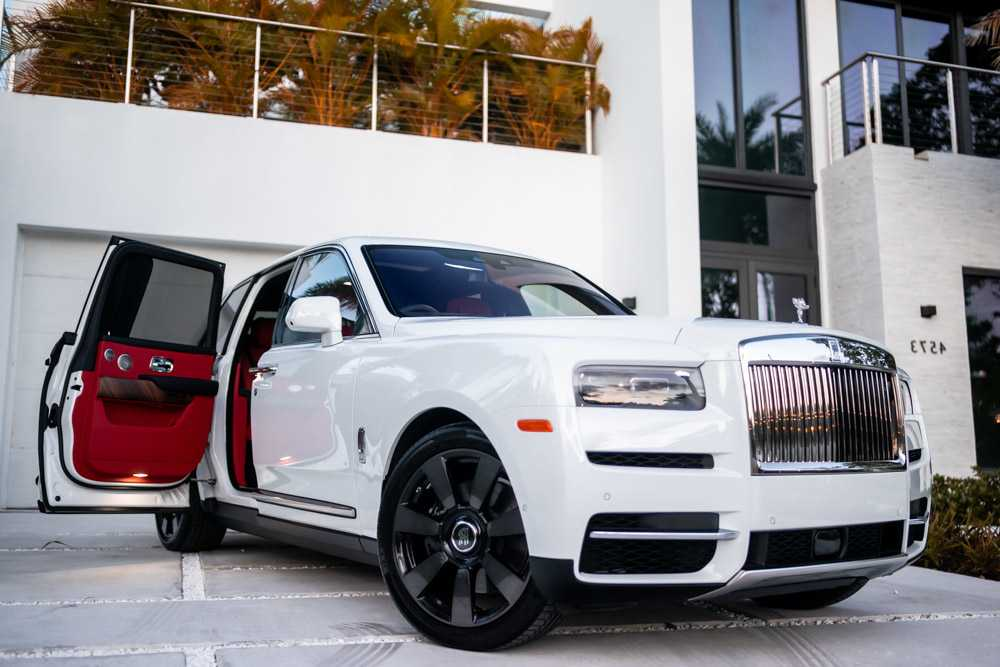 Luxury Wedding Cars in Miami - Pugachev Luxury Car Rental