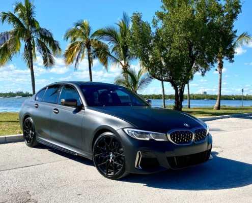 Bmw M3 2020 rent im Miami