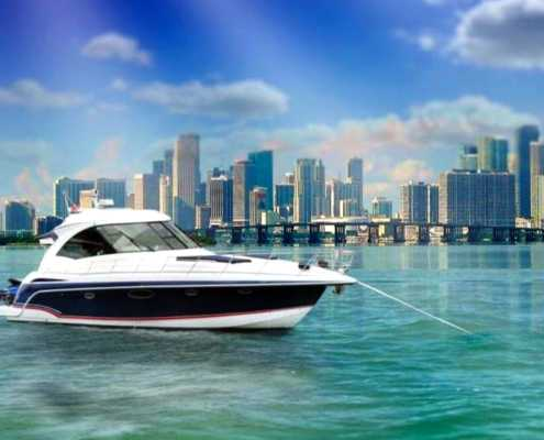 Rent Yacht Formula 48 in Miami