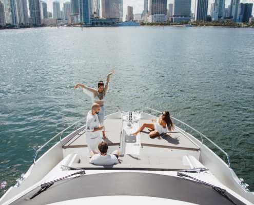 аренда яхт и катеров в Майами