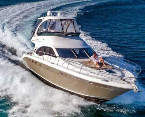 Rent Yacht Sea Ray 52 in Miami