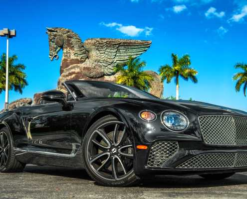 Bentley GTC Mulliner Miami