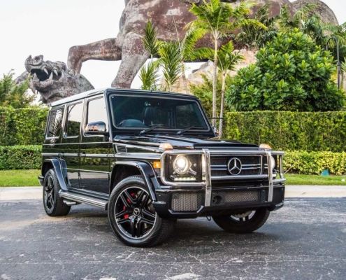 Rent Mercedes Benz G63 AMG in Miami