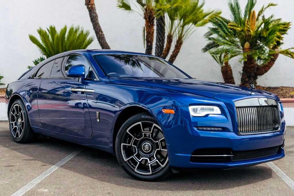 Rent Rolls Royce Wraith 2018 Blue In Miami Pugachev Luxury Car Rental