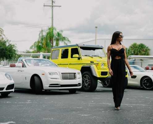 Chauffeur Service Miami