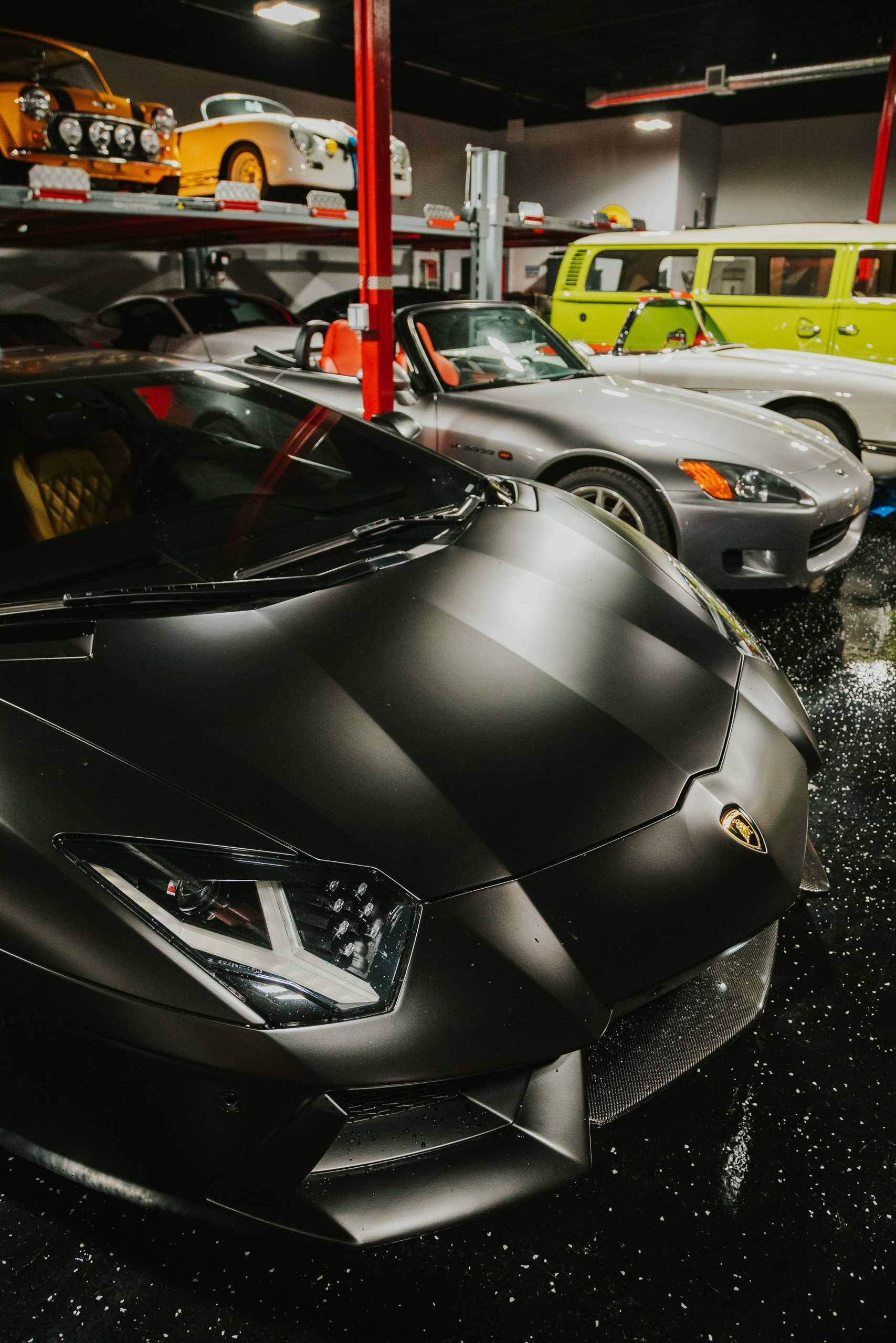Rent Lamborghini in Miami Beach - Pugachev Luxury Car Rental