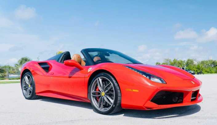 Ferrari Rental In Miami Pugachev Luxury Car Rental