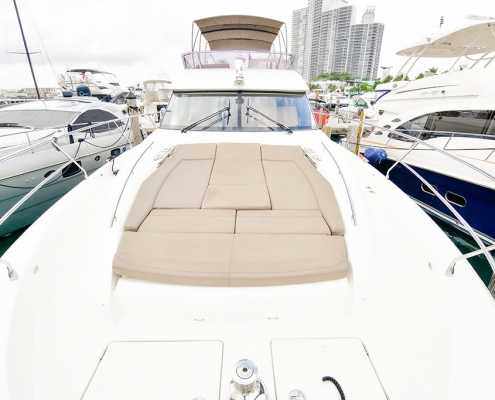 Rent 58.2' Aristocrat - Yacht Prestige 550 Flybridge in Miami 1